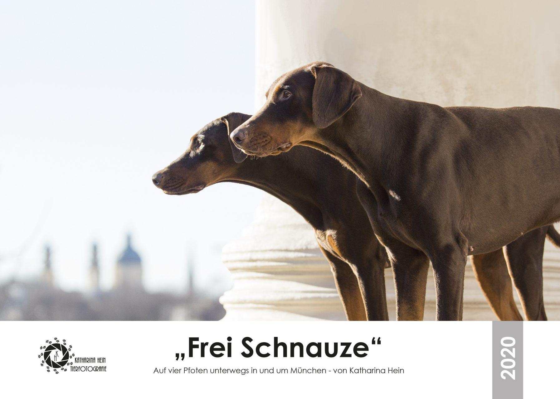 """""""Frei Schnauze"""" 2020 - Der Kalender"""